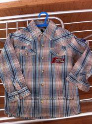 Детская рубашка Boy Star рост 104-110 см