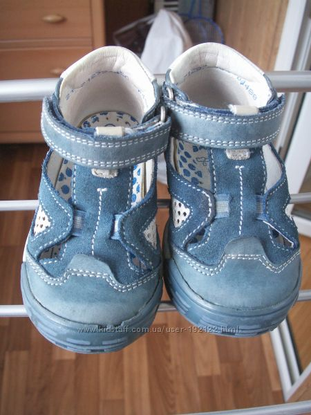 Летние туфли  сандалии  Бартек  Польша 21 размер
