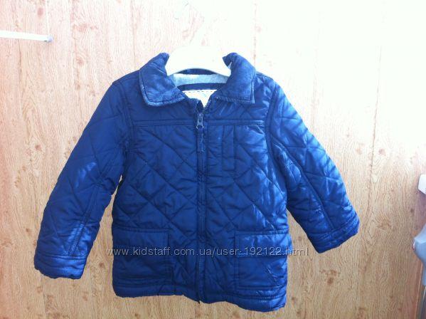 Детская демисезонная куртка Mothercare 98 см