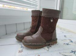 Зимние ботинки Woopy orthopedic 27 р.