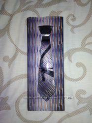 Набор галстук с запонками