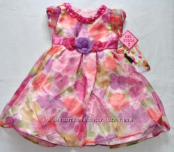 Нарядное пышное платье Nannette США на 24мес