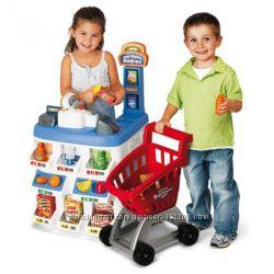 Новый. Игровой набор Keenway Супермаркет Delux 31621