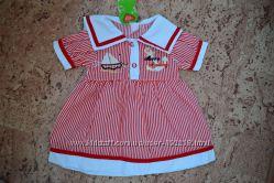 Платье ТМ PEPELINO для красотки 68-74 см