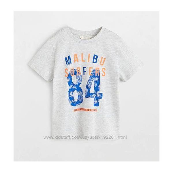 Футболка для мальчика Mango. 8 лет 128 и 11-12 лет 152 см