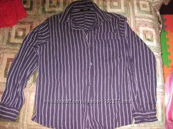 рубашка 8-9лет
