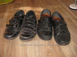 туфли кожа бу 2 пары