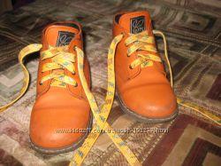 модные ботинки унисекс