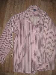жилетка и рубашки школа 6-9лет