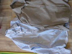 мужские рубашки отличное состояние