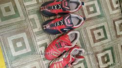 кроссовки 2 пары