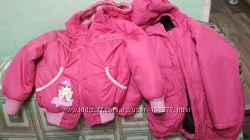 курточки 3-5 лет  подарок