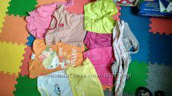 пакет одежды на девочку 3-4 лет