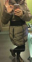 Тёплое оригинальное пальто MVNI Дания, размер M, уступлю немного