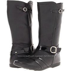 Стильні чобітки Kikers на маленьку модницю - 8р.