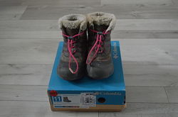 Зимові чобітки Columbia  р. 11 US,  12 US