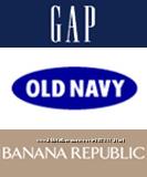 15 серпня Old Navy - мінус 20, ГАП - мінус 35