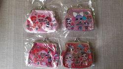 Детский кошелёчек для девочек L. O. L