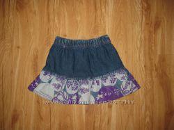юбочки Gloria Jeans 2-3 года и 4-5 лет
