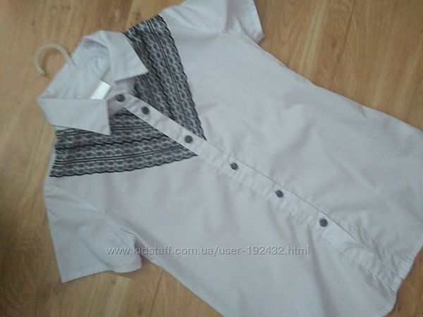 продам школьную блузу ТМ Barbariss  -140р