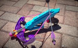 Nerf арбалет для девочек Rebelle Courage Crossbow Blaster в наличии
