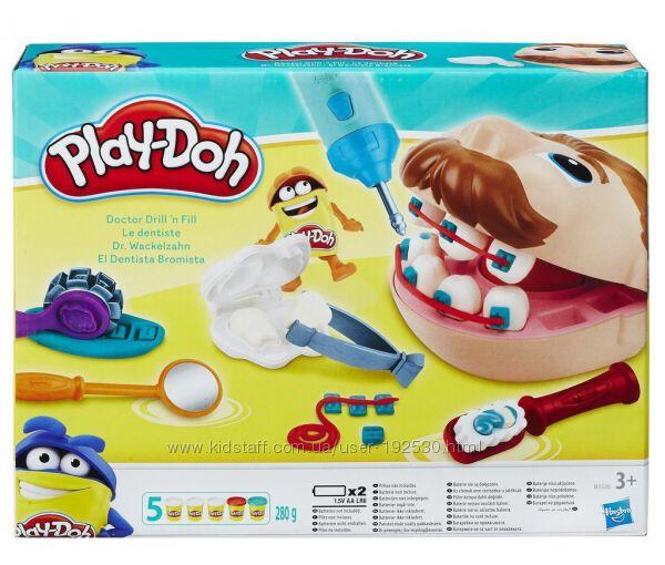 Набор Play-Doh Плей-До, Мистер зубастик