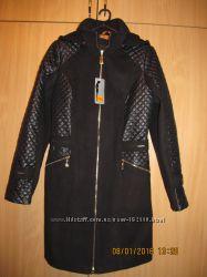 Деми пальто женское кашемировое