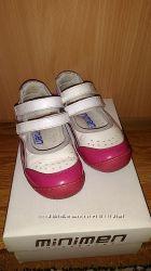 Туфли на девочку Minimen