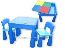 Продам столик и 2 стульчика TEGA Mamut