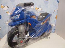 Продам новый детский мотоцикл Орион синего цвета