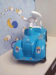 Продам новую детскую машину-каталку Orion Ретро бирюза