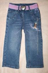 Джинсы C&A и джинсовый сарафан Denimbo, для малышки до 3 лет