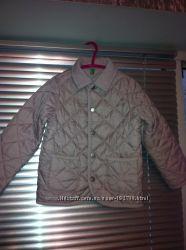 Курточка для девочки BENETTON XXS 3-4года
