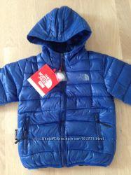 Красивые курточки THE NORTH FACE для деток