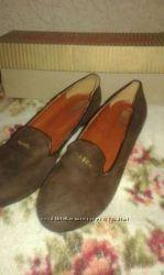 туфли кожа замш 40 размер