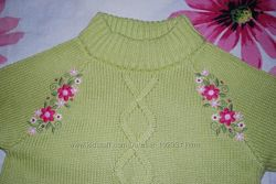Нарядный свитер, 3-4года/98см
