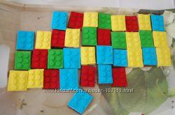 Лего печенье