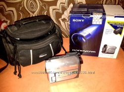 Цифровая видеокамера Sony DCR-HC38E MiniDV