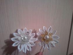 Цветы свадебные японские для прически