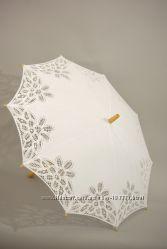 Купить свадебный зонтик для невесты . Дарю подарок.