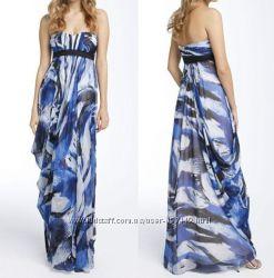Струящееся платье BCBGMAXAZRIA, размер XS