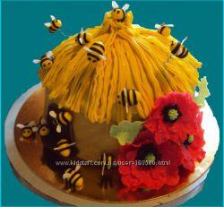 Интересные, необычные, вкусные торты на заказ,  в Киеве