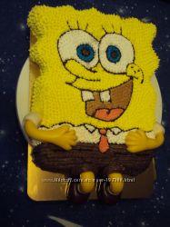 Детские  торты и не только, на заказ в Киеве