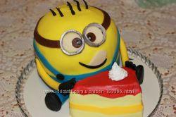 Детские торты на заказ в Киеве