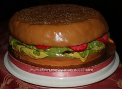 Домашние торты на Вашем празднике, заказ торта в Киеве