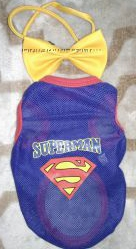 Наряд Супермена XS