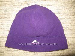 флисовую шапку H&M, на голову 52см