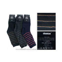 Теплые мужские зимние носки. Махра