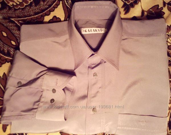 Элегантная мужская рубашка