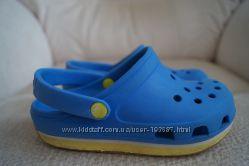 Сандалики Crocs, размер 1011 - по стельке 18 примерно